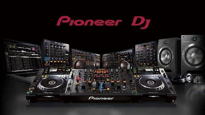 DJ equipment for Freehand